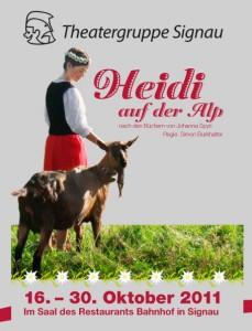 Flyer_Heidi auf der Alp_klein